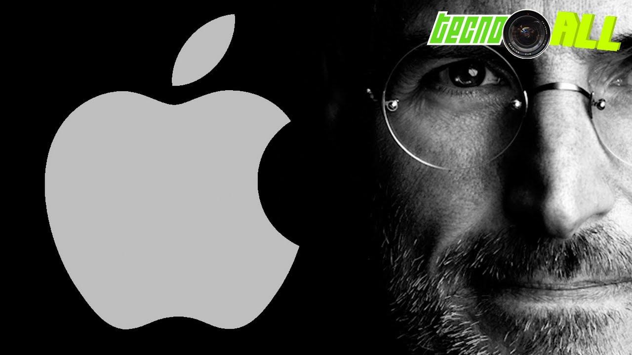 e07296711a5 Por qué el logo de Apple es una Manzana Mordida? | Tecn0All - YouTube