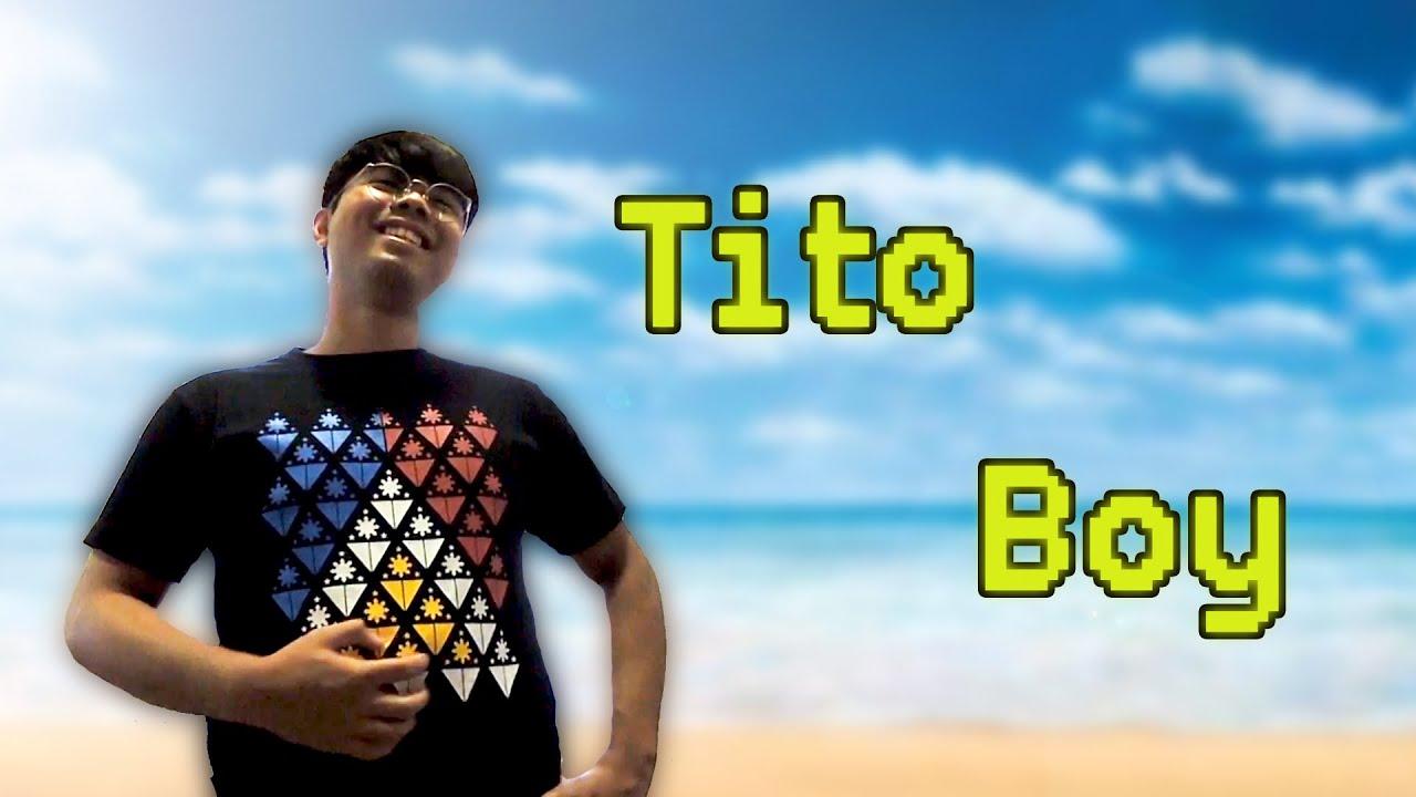 Tito Boy Visits - YouTube