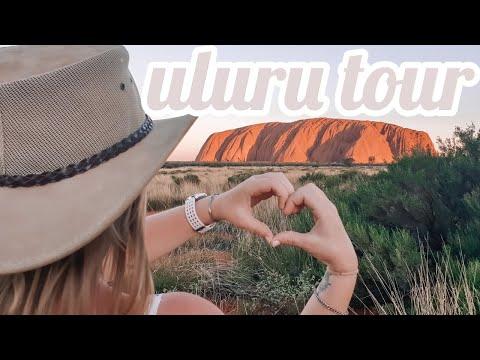 The Rock Tour -  3 day Uluru camping tour