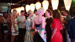 Вечеринка Vogue Art в честь выхода арт-номера с Олимпией Скарри