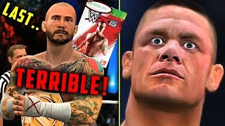 They CANCELLED WWE Games After This! | WWE 2K15 On LAST Gen...