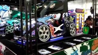 playmotion world rally simulator powered by amega