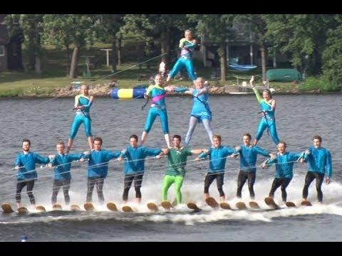 Brainerd Ski Loons Turn Lum Park Into Neverland