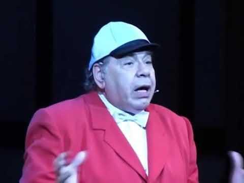 Enrique Pinti   Pingo Argentino   Parte 1   IMPERDIBLE !