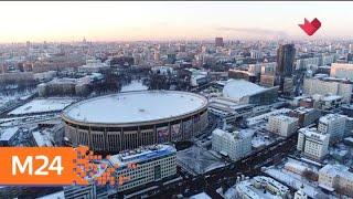 """""""Это наш город"""": реконструкция """"Олимпийского"""" займет три года - Москва 24"""