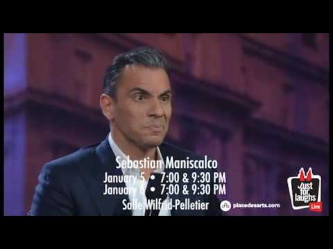 SEBASTIAN MANISCALCO - STAY HUNGRY