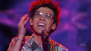 Mackenzie Bourg   I See Fire   Top 10 Finalists   American Idol   Feb 25, 2016