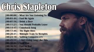 Top 100 Songs Of Chris Stapleton - Chris Stapleton All Songs Collection - Chris Stapleton Full Album