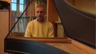 Fantasia und Fuge in a moll BWV 904 - Cembalo: Daniele Boccaccio