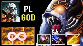 ENDLESS SLOW AoE Build Scepter Radiance Ursa vs Pro 8k Lancer Epic Crazy Battle Dota 2