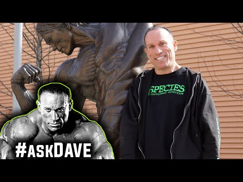 DAVE PALUMBO: HOW I'LL BEAT CANCER! #askDave