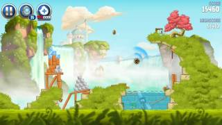 ANGRY BIRDS Star Wars II NABOO INVANSION eps  2