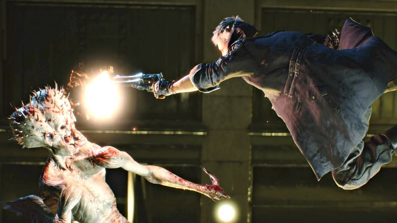 Dante Must Die! How Devil May Cry Perfected Difficulty