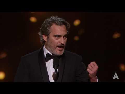 Joaquin Phoenix wins Best Actor