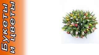 Композиция из 101 тюльпана Драгоценная моя... . Доставка цветов и подарков.(Композиция из 101 тюльпана Драгоценная моя... Купить со скидкой: http://experttovar.ru/as Описание: Цветовая гамма компо..., 2015-10-24T09:59:47.000Z)
