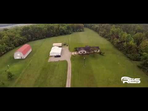 REAL ESTATE AUCTION | Ranch Home w/outbuildings, 10 Acres in Mansfield, OH