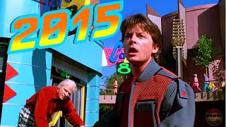 Everything BACK TO THE FUTURE Predicted About 2015 (Part 2)