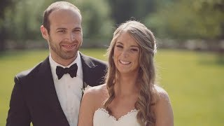 Kelly & Luke: A Wedding Film at Farmington Gardens, Farmington, CT