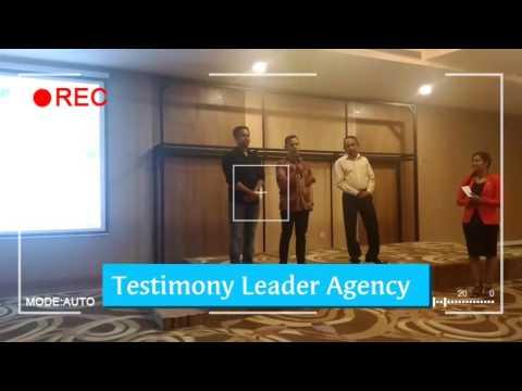 Testimony Leader Agency CAR 3i-Network