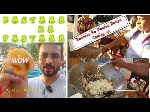 How to make Veg Masala Pasta  My Kind of Productions