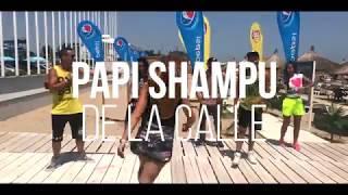 ALINA DUMA: PAPI SHAMPU by De la Calle (Zumba Choreography ft FLAVOURZ CREW)