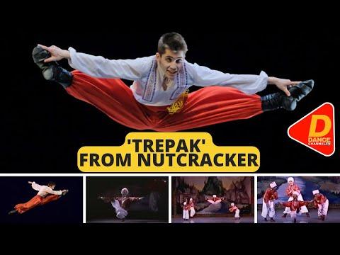 Alexander Kalinin Russian Dance 'Trepak' Nutcracker