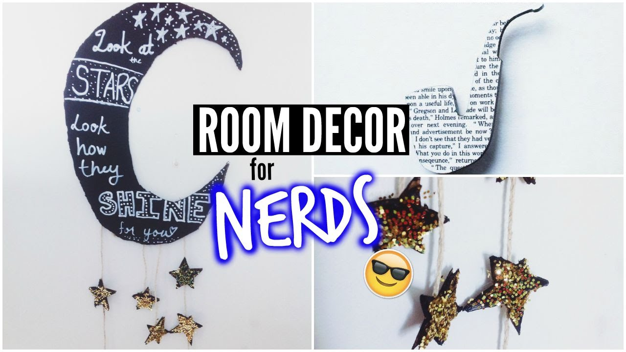 Diy Room Decor For Nerds Fans Diys You Need To Try