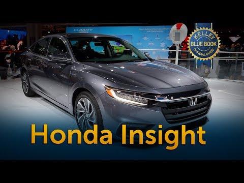 2019 Honda Insight - 2018 New York Auto Show
