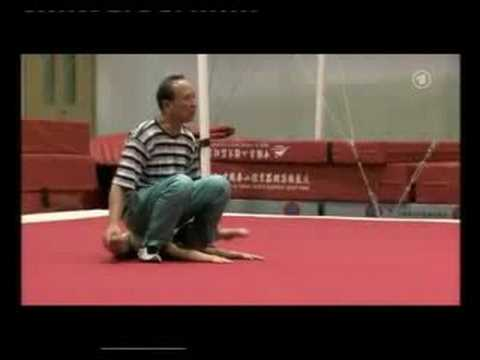 Remarkable, this chinese olympic gymnastics training there