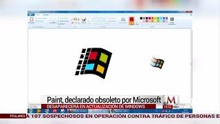 ¡Adiós Paint! Microsoft lo ha declarado obsoleto