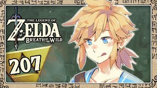 THE LEGEND OF ZELDA BREATH OF THE WILD Part 207: Die Wucht eines Schneeballs