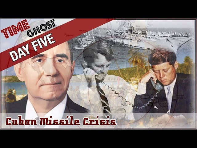 Day 5 Cuban Missile Crisis - President Kennedy Considers War