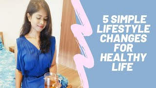 Hello friends , this video is about the very small and easy steps that can be taken to start a healthy life. if you are struggling with peace productivit...