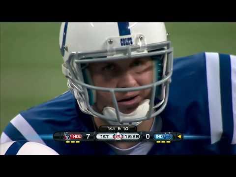 2011 Texans @ Colts 1st Half