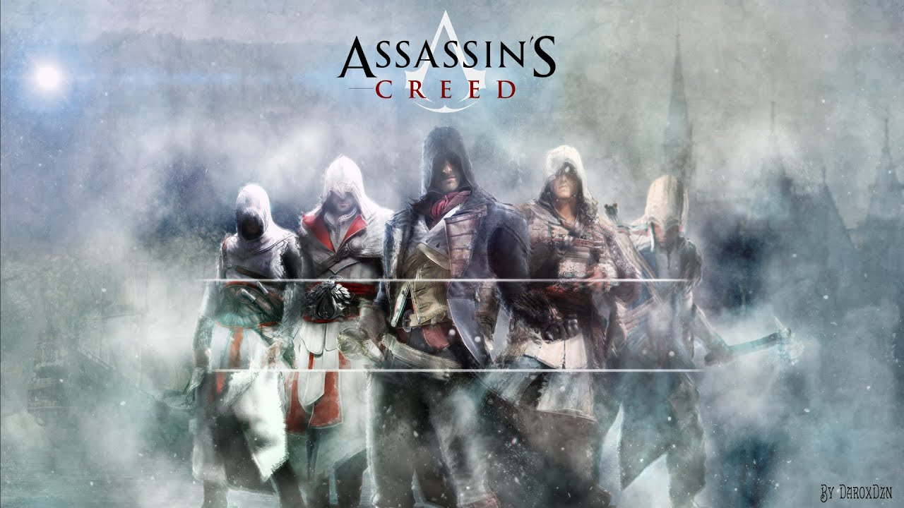 assassin's creed wallpaper 1080p full hd [free download] | daroxdzn