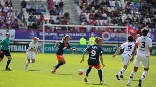 Coupe de France Féminine, finale : Montpellier-Lyon (1-2), le résumé