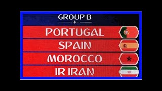 2018 world cup: morocco and iran group b game will be their 'final'