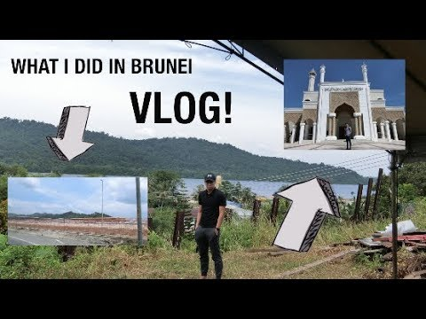 BRUNEI TRAVEL VLOG 2017 (EXPLORING IN 3 DAYS)