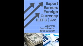 Exchange Earners' Foreign Currency Account (EEFC Account)