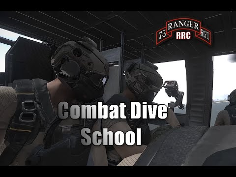 75th Rangers RRC [ArmA 3]: Combat Dive School