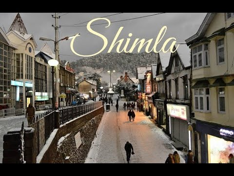 Shimla - The Queen of Hills