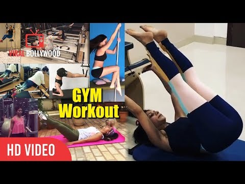 Celebrities GYM Hard Workout | GYM Tips | Fitness Tips
