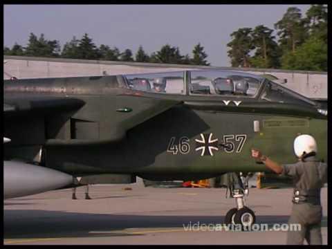 Tornado IDS - Luftwaffe JaBoG32 Lechfeld - Manching AB Edited late 90