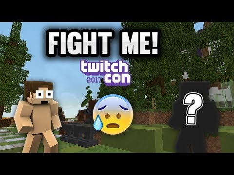 SOMEONE THREATENED TO FIGHT ME AT TWITCHCON.... | Stream Highlights