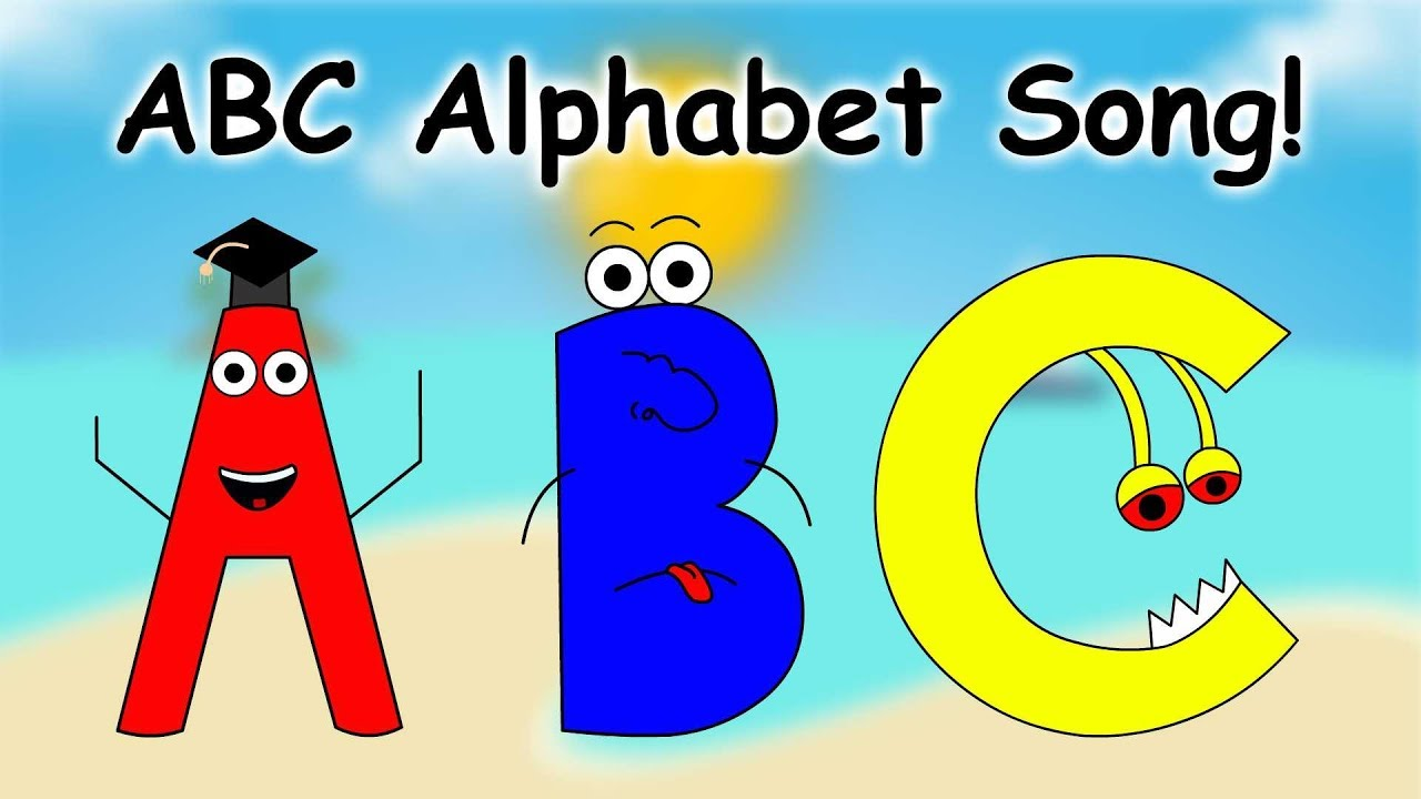 ABC Alphabet Song | Soft Acoustic Children's Abc Song