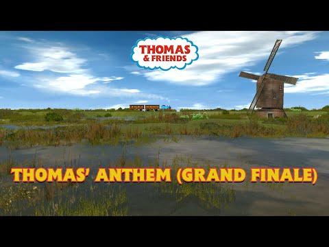 Thomas' Anthem (Grand Finale) | Trainz Music Video