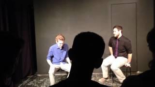 Improv Scene 1 (Orlando Calripkin)