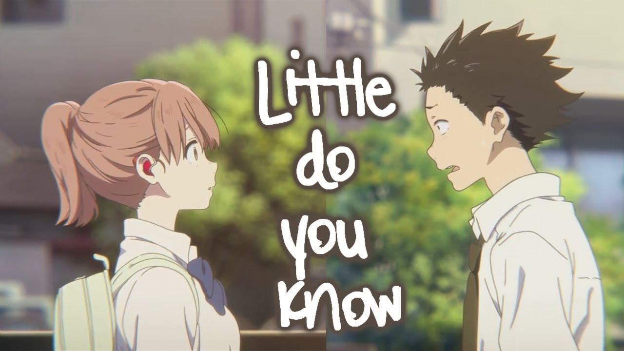Ai no katachi эпизод 2