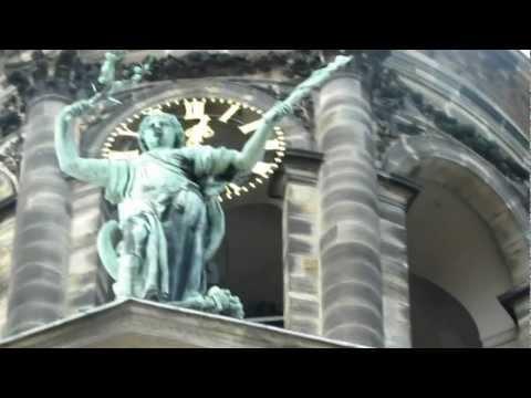 The Royal Palace - Dam Square - Amsterdam