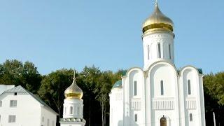 В храме УПЦ Западной Украины, на который собирали средства всем миром прошло первое венчание